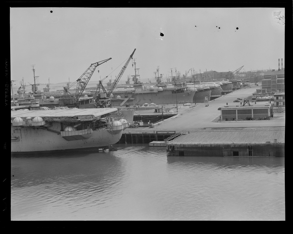 Air craft carriers, South Boston