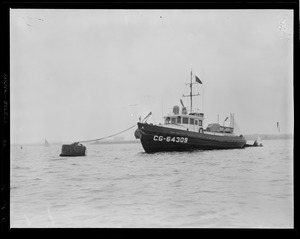 (Boat) - Coast Guard cutter
