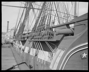 USS Constitution at Navy Yard