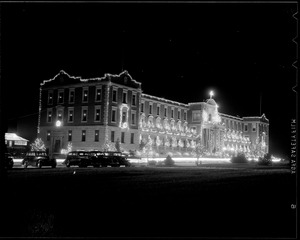 St Francis Seminary: West Andover, 16,000 lights