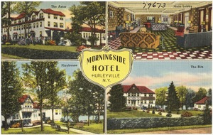 Morningside Hotel, Hurleyville, N. Y.
