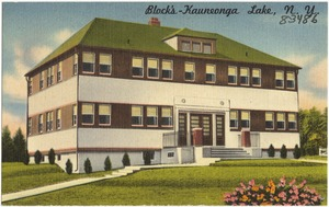 Block's -- Kauneonga Lake, N. Y.