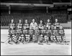 1930-31 Boston Bruins team picture
