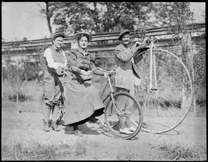 Old-time cyclers