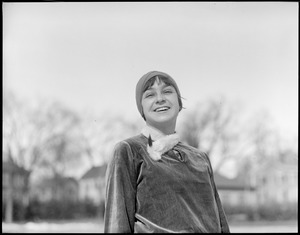 Maribel Vinson - figure skating champion