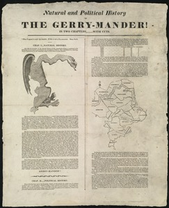 Natural and political history of the Gerry-mander!