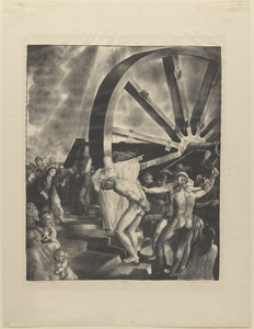 The Christ of the wheel