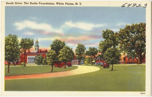South Drive, The Burke Foundation, White Plains, N. Y.