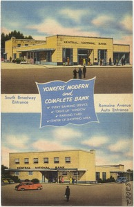 Yonkers' modern and complete Bank