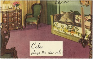 Color play the star role