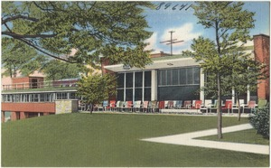 The Moses Weinman Memorial Wing of Neustadter Convalescent Center, Yonkers, N. Y.