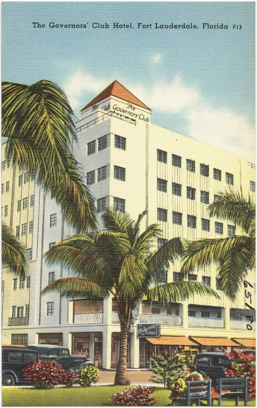 The Governors' Club Hotel, For Lauderdale, Florida