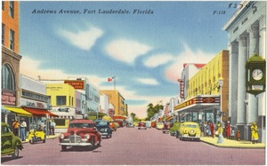 Andrews Avenue, Fort Lauderdale, Florida