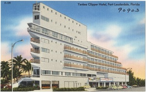 Yankee Clipper Hotel, Fort Lauderdale, Florida