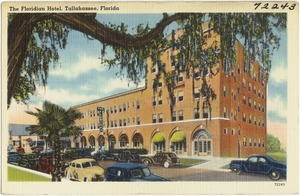 The Floridian Hotel, Tallahassee, Florida