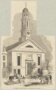 Maverick Congregational Church, East Boston