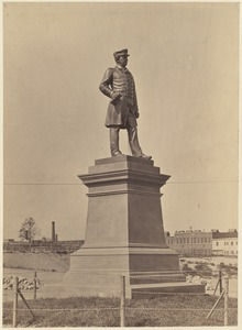 Farragut statue, Marine Park, City Point