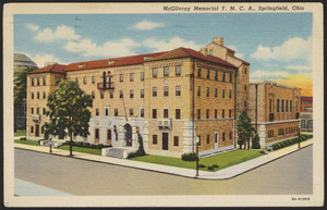 McGilvray Memorial Y.M.C.A., Springfield, Ohio