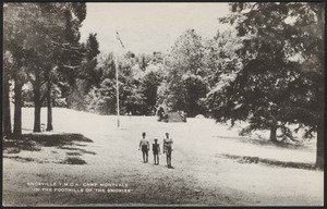 "Knoxville Y.M.C.A. Camp Montvale ""in the foothills of the Smokies"""