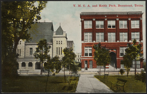 Y.M.C.A. and Keith Park, Beaumont, Texas