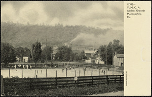 Y.M.C.A. Athletic Grounds Monongahela, Pa.