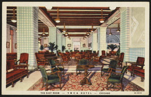 The East Room - YMCA Hotel - Chicago