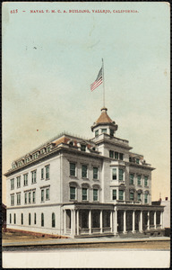 Naval Y.M.C.A. building, Vallejo, California