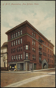 Y.M.C.A. Association, New Britain, Conn.