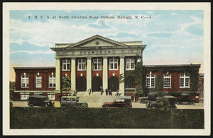 Y.M.C.A. at North Carolina State College, Raleigh, N.C.