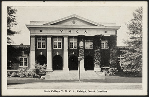 Raleigh, North Carolina. State College Y.M.C.A.