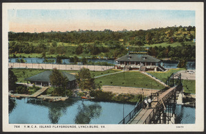 Y.M.C.A. island play grounds, Lynchburg, Va. 764