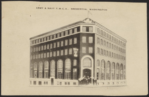 Army & Navy Y.M.C.A., Bremerton, Washington