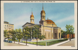 Cathedral and Y.M.C.A. building, Baltimore, MD 13
