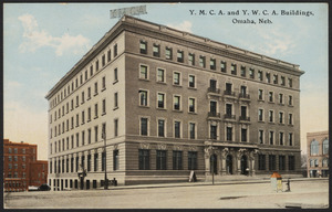 Y.M.C.A. and Y.W.C.A. buildings, Omaha, Neb.