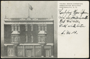 Young Men's Christian Association building Portsmouth, N.H.