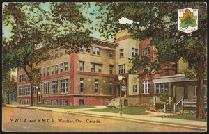 Y.W.C.A. and Y.M.C.A., Windsor, Ont., Canada