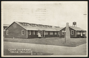 Camp-Grant Y.M.C.A. building