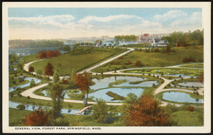 General view, Forest Park, Springfield, Mass.