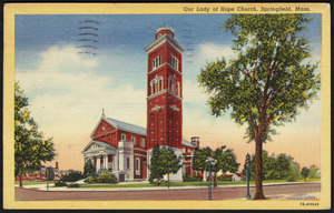 Our Lady of Hope Church, Springfield, Mass.