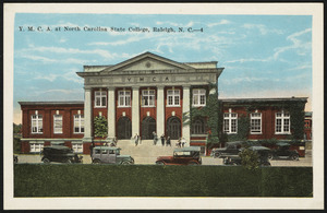Y.M.C.A. at North Carolina State College. Raleigh, N.C.