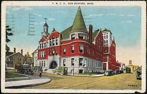 Y.M.C.A., New Bedford, Mass.