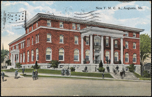 New Y.M.C.A., Augusta, Me.