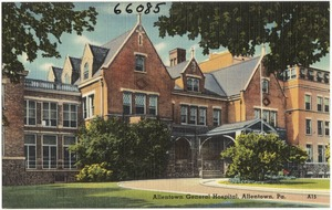 Allentown General Hospital, Allenstown, Pa.
