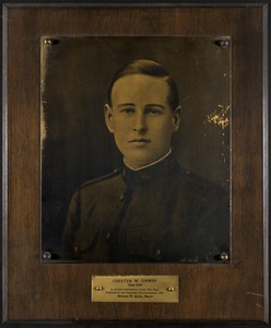 Chester H. Unwin, died 1919