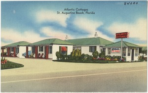 Atlantic Cottages, St. Augustine Beach, Florida