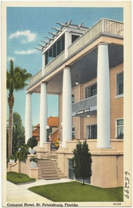 Colonial Hotel, St. Petersburg, Florida