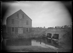 Mill at Mill Pond from east side