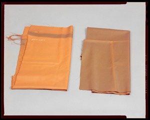 FSL - pollution abatement, fabric, H T-4, test (before & after outdoor exposure)
