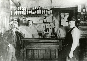 Erving House Barroom