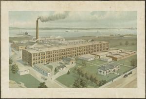 Algonquin Printing Co., Fall River, Mass.